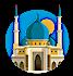 Bússola Bilal Muezzin ícone